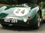 jaguar c type rear