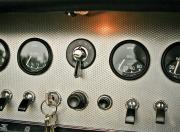 jaguar e type instrument cluster