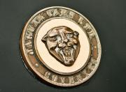 jaguar xk120 badge