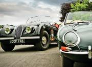 jaguar xk120 jaguar e type