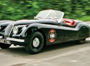 jaguar xk120 review