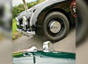 jaguar xk120 wheel