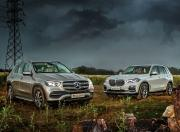 mercedes benz gle vs bmw x5