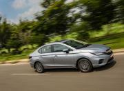 new honda city petrol automatic performance