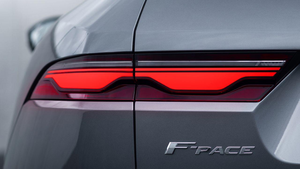 2021 Jaguar F Pace Facelift Gains Hybrid Power A New Interior Autox
