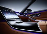 2021 Mercedes Benz S Class Centre Console