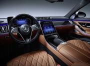 2021 Mercedes Benz S Class Dashboard1