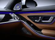 2021 Mercedes Benz S Class Door Controls