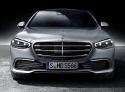 2021 Mercedes Benz S Class Front View