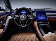 2021 Mercedes Benz S Class Interior1