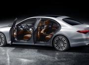 2021 Mercedes Benz S Class Open Doors