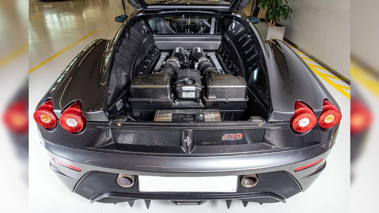 Ferrari Approved 430 Scuderia