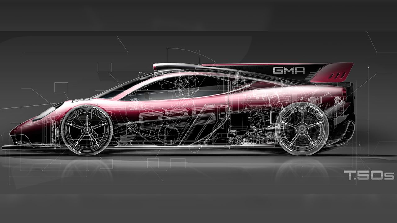 GMA T50S Sketch