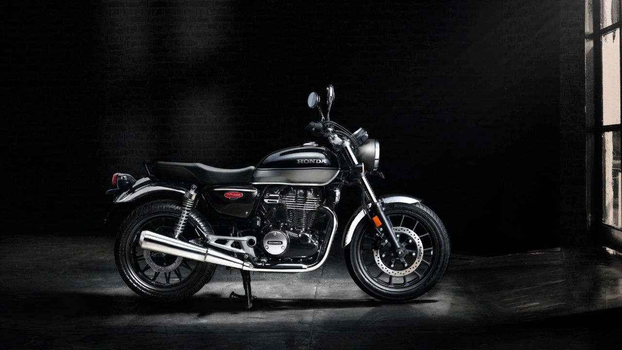 Honda CB350 HNess Launched