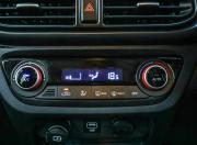 Hyundai Grand i10 Turbo ac controls
