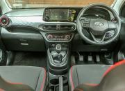 Hyundai Grand i10 Turbo cabin