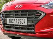 Hyundai Grand i10 Turbo grille