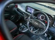 Hyundai Grand i10 Turbo interior