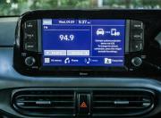 Hyundai Grand i10 Turbo touchscreen