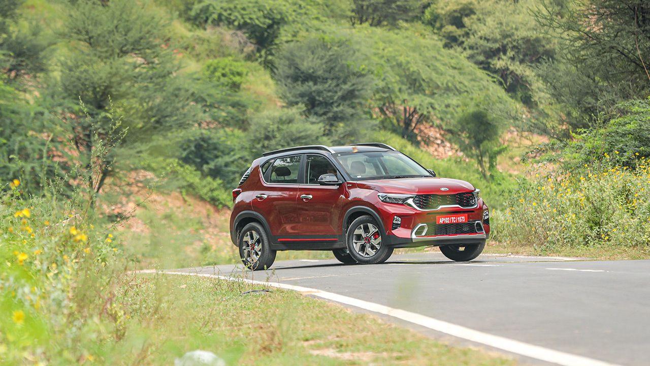 Kia Sonet Review First Drive Autox