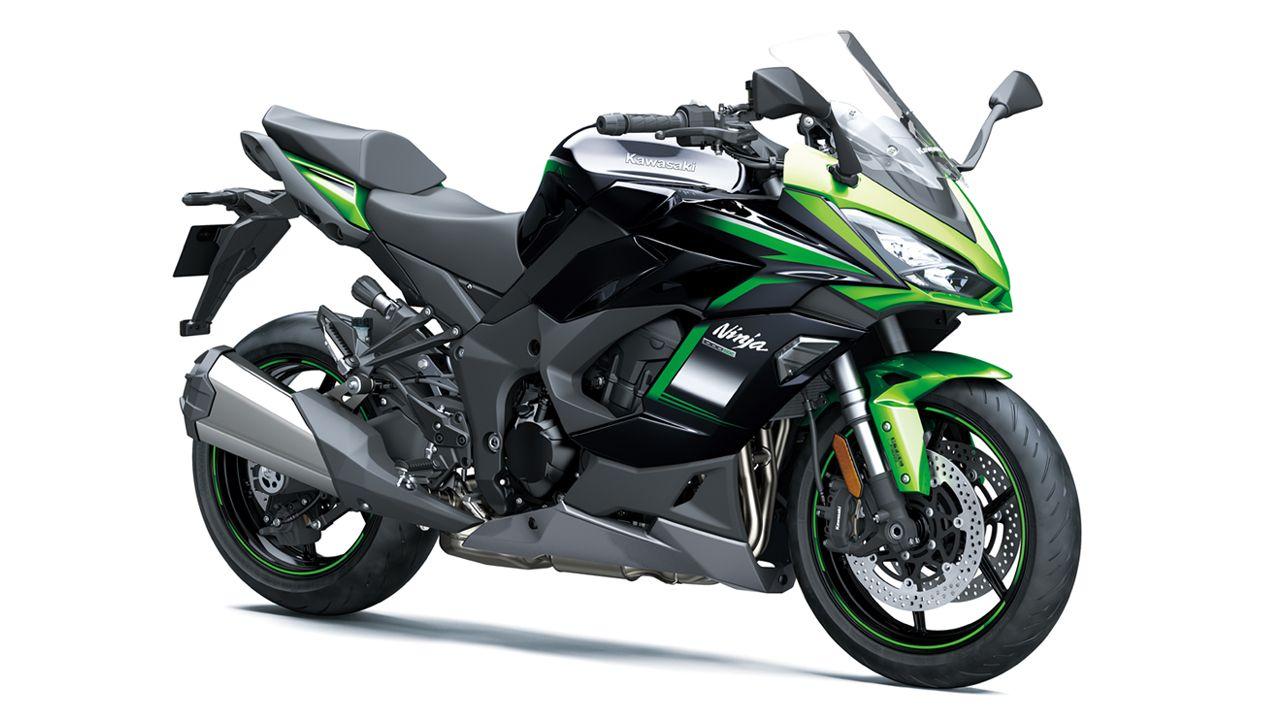 MY21 Kawasaki Ninja 1000SX