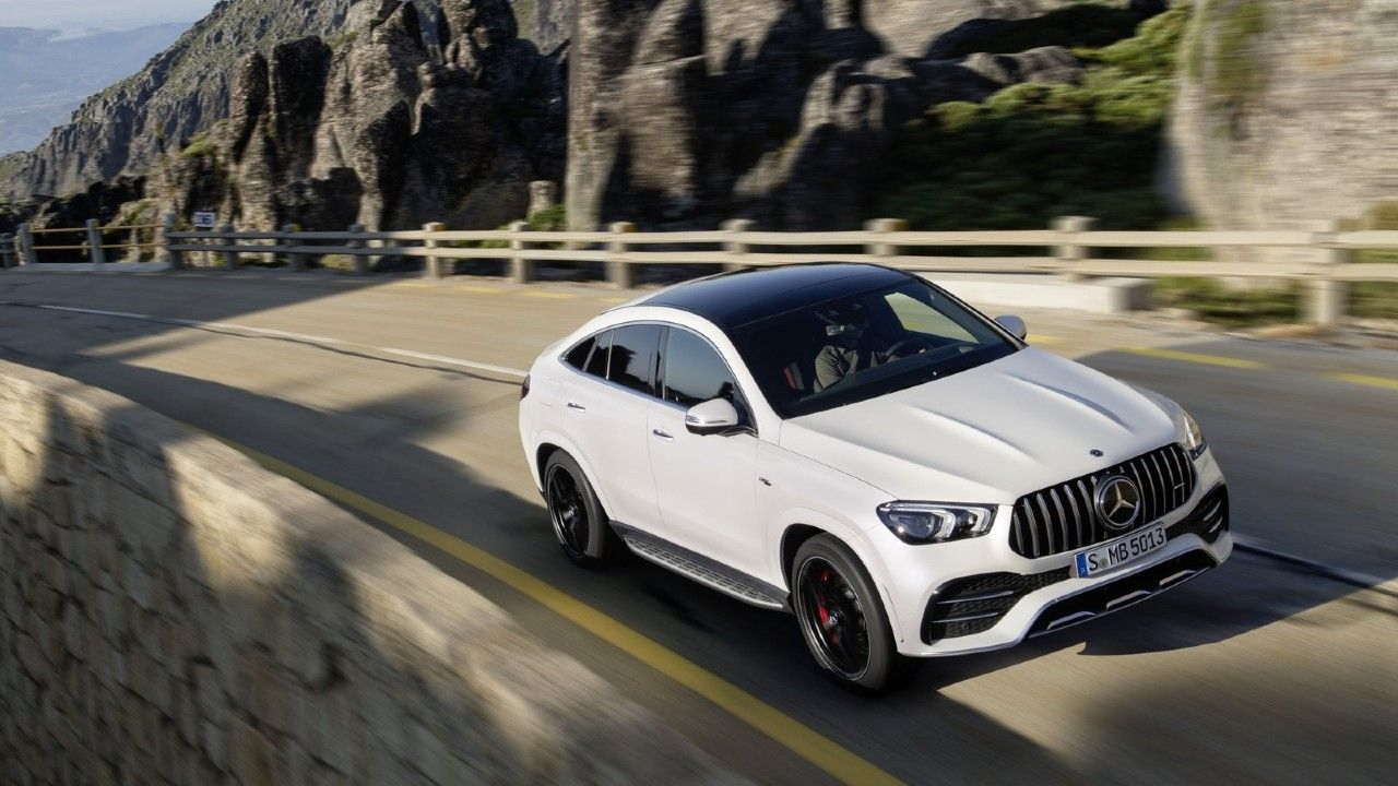 Mercedes Benz GLE53 AMG 4Matic Coupe India Launch