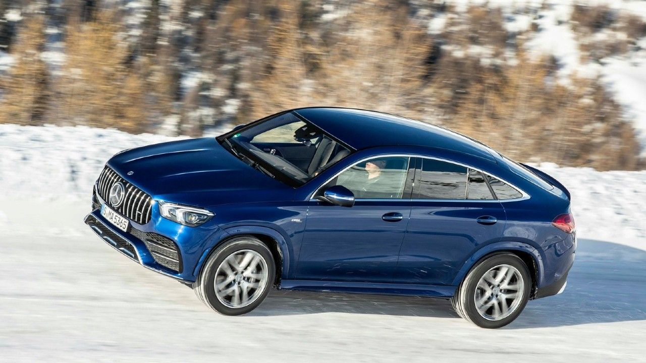 Mercedes Benz GLE53 AMG 4Matic Coupe