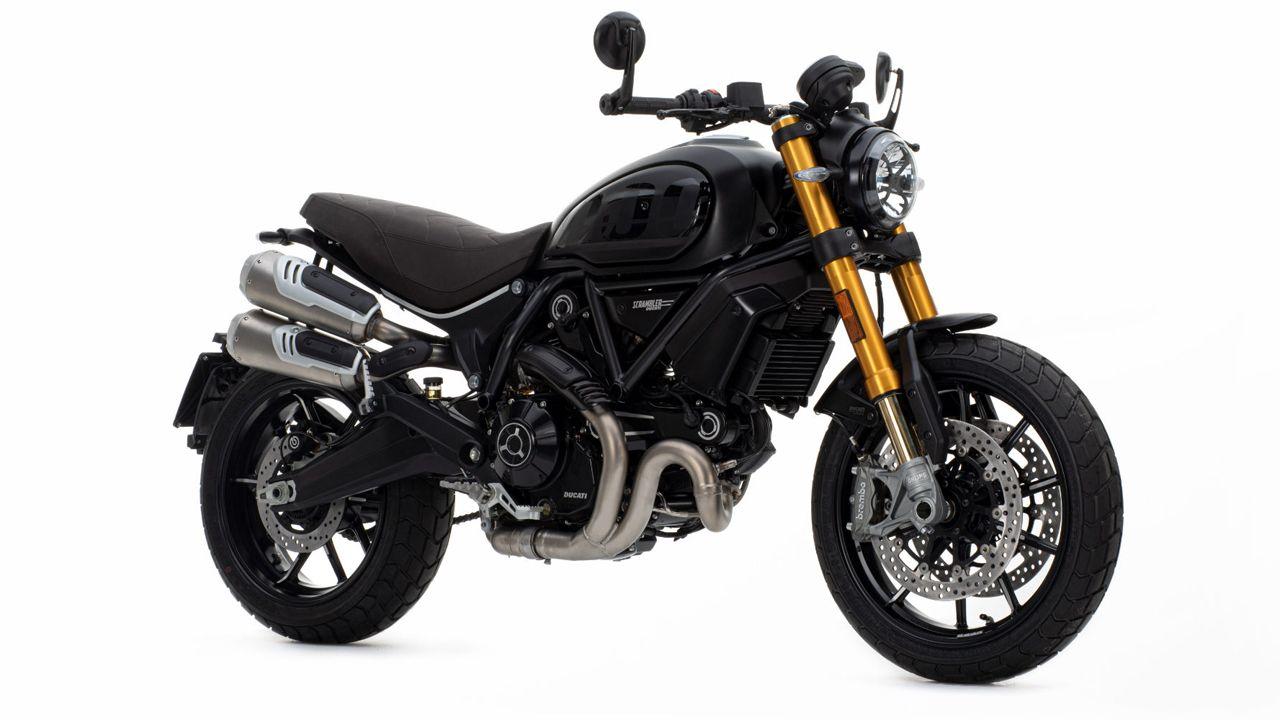New Ducati Scrambler 1100 Sport PRO