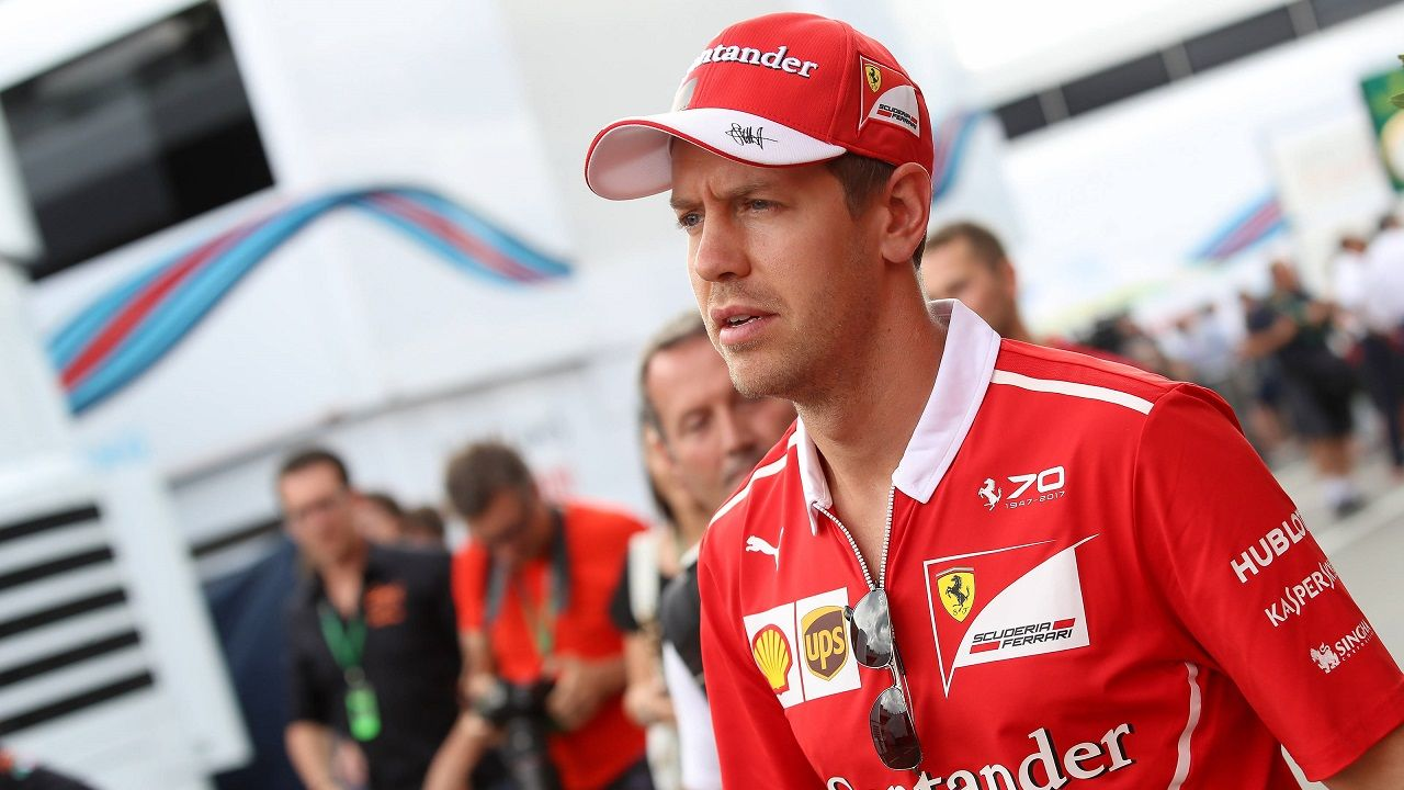 Vettel Joins Racing Point 2021