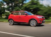mahindra xuv300 petrol manual performance