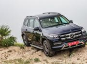 mercedes benz gls off road