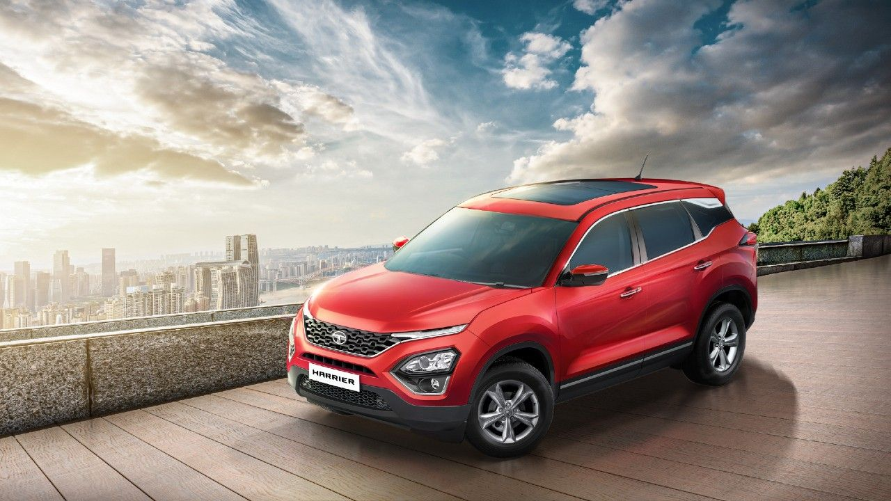 Tata Harrier Bs6 Xt Plus Launched