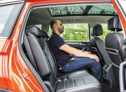 volkswagen tiguan all space rear seat space