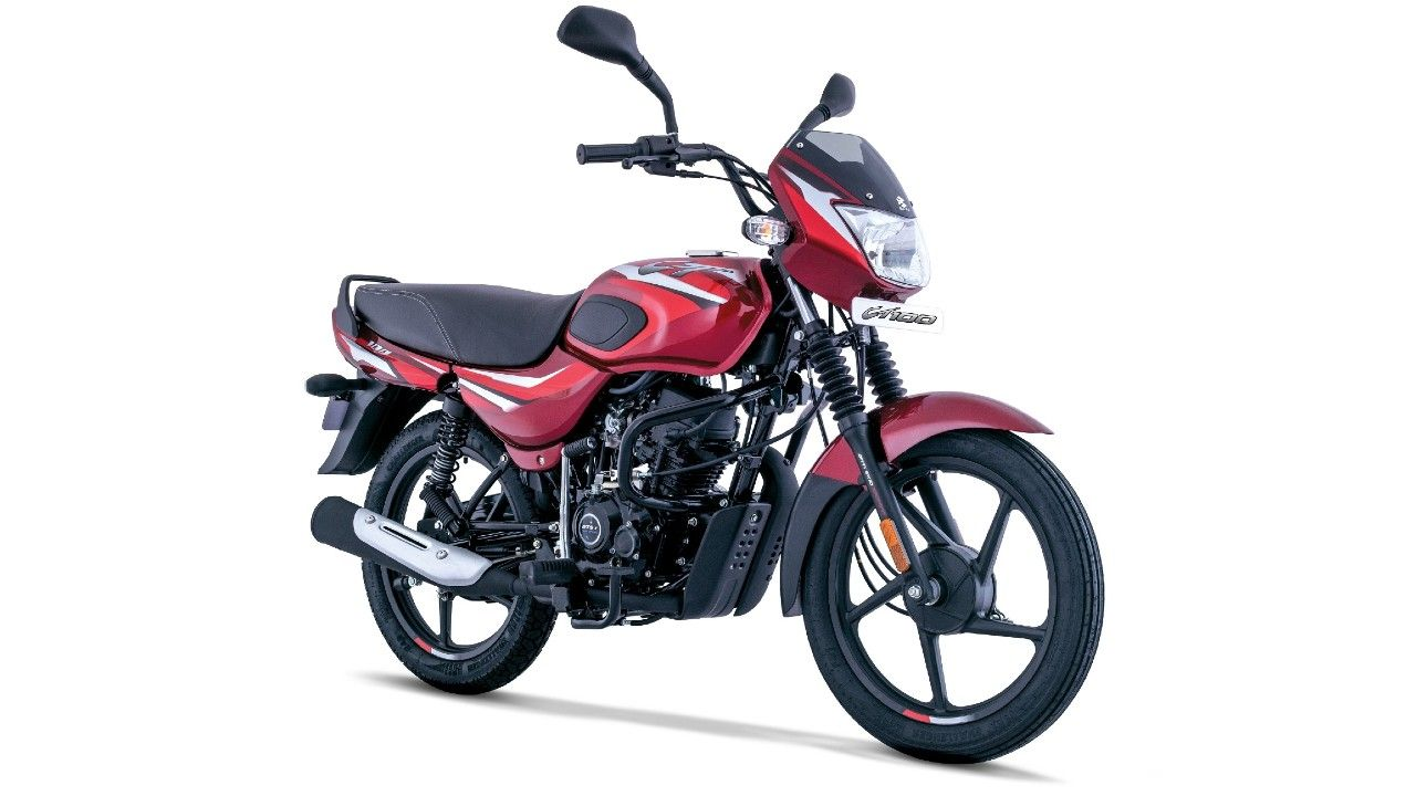 2020 Bajaj Ct 100 Updated Launched
