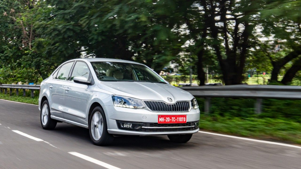 2020 Skoda Rapid 1 Litre Tsi Automatic Review Action