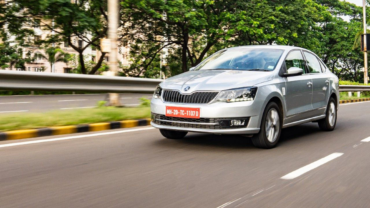 2020 Skoda Rapid 1 Litre Tsi Automatic Review Action M3