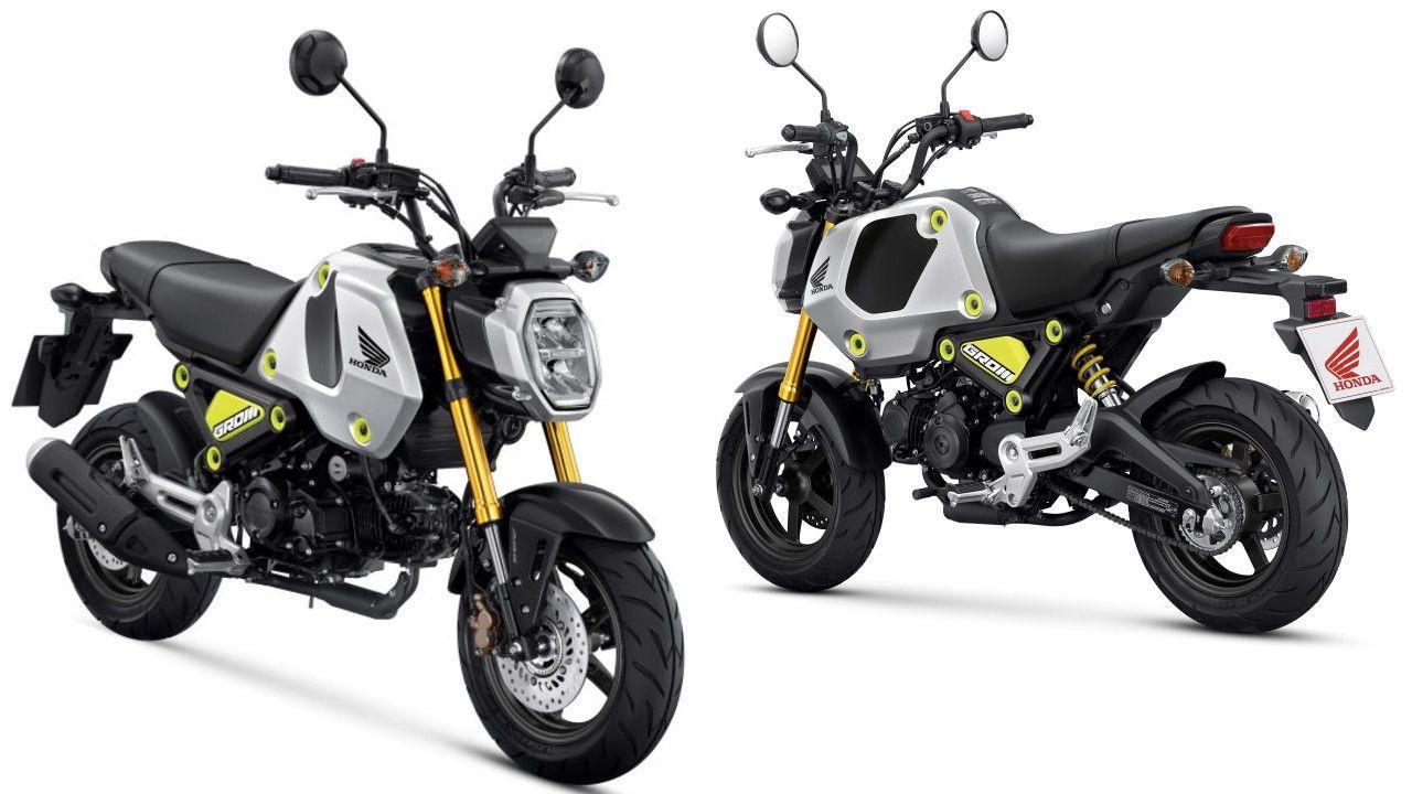 2021 Honda Grom Msx125 Unveiled Euro