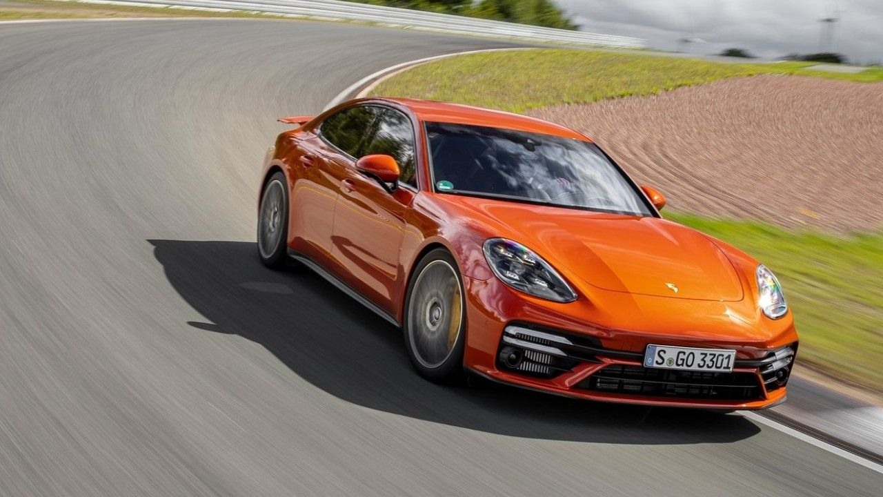 2021 Porsche Panamera Turbo S Listed India Website