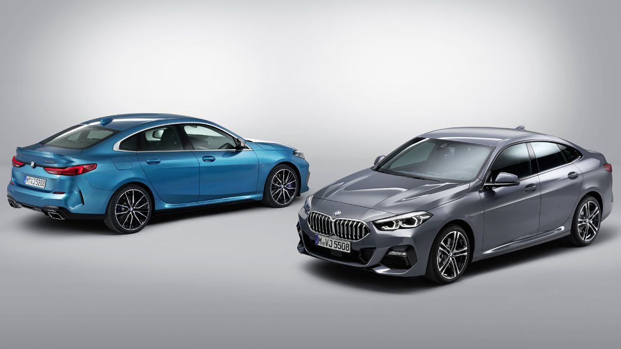 BMW 2 Series Gran Coup Bookings Open