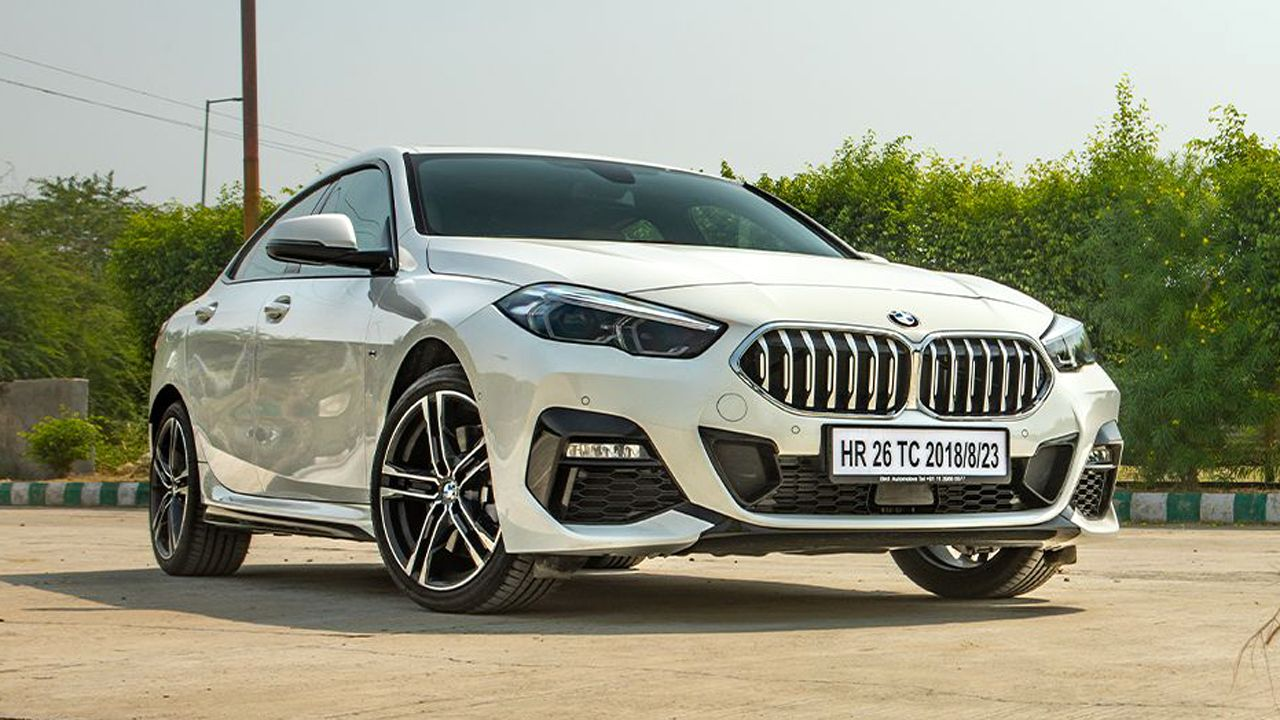Bmw 2 Series Gran Coupe Launched At Rs 39 30 Lakh Autox