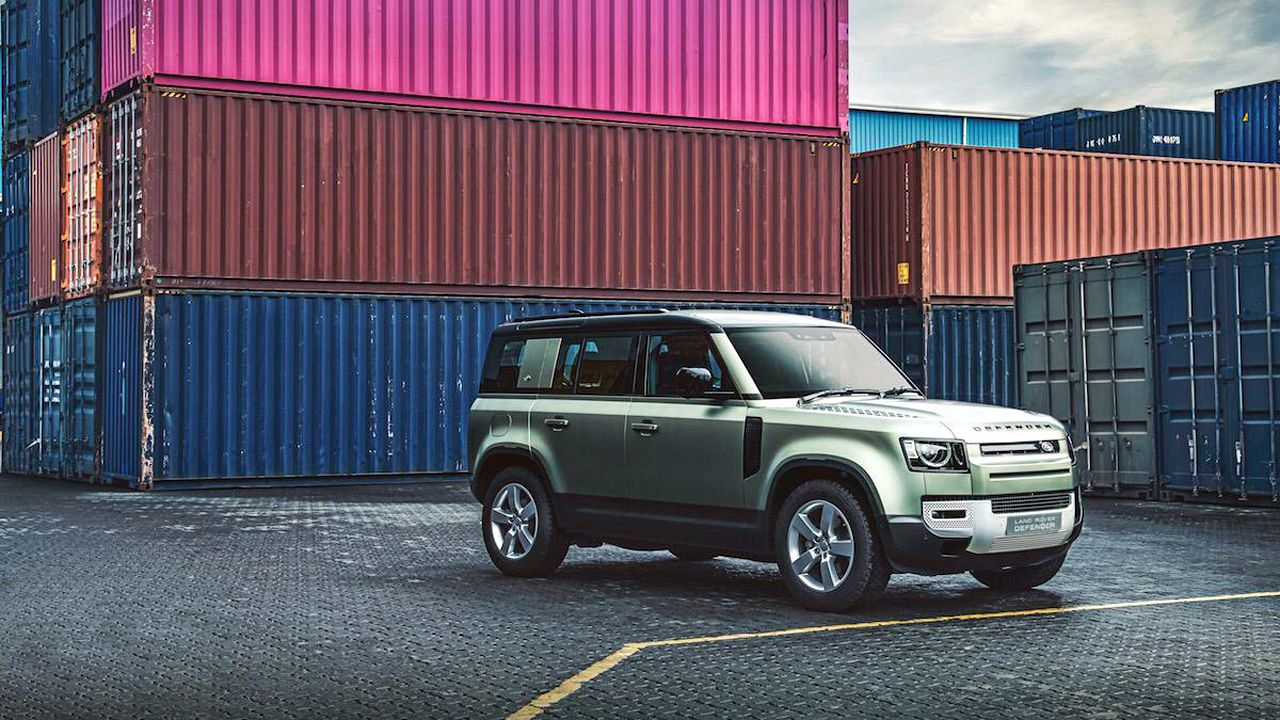 First Batch Of Land Rover Defender Arrives In India