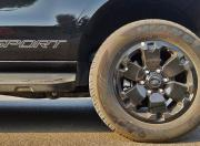 Ford Endeavour Sport Edition alloy wheel