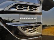 Ford Endeavour Sport Edition apron vents