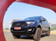 Ford Endeavour Sport Edition front