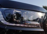 Ford Endeavour Sport Edition head light