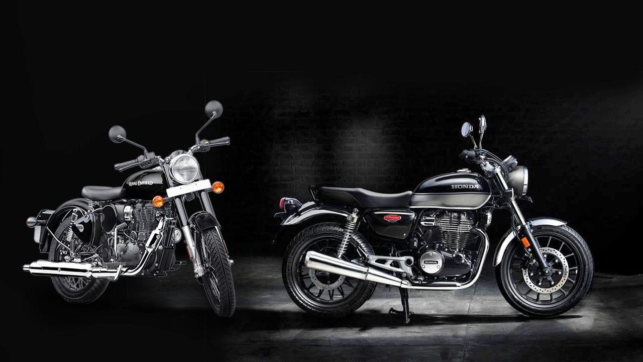 Honda CB350 Vs Royal Enfield Classic 350