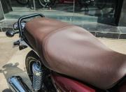 Honda H ness CB350 seat1