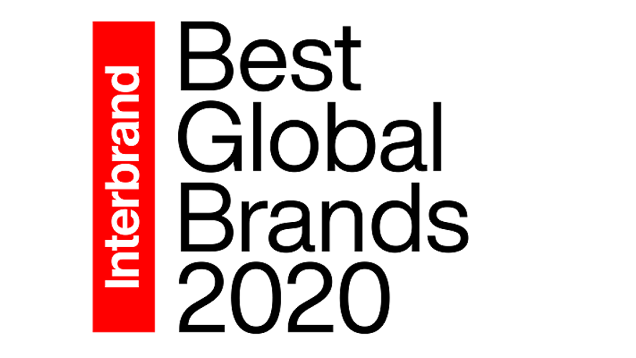 Interbrand Best Global Brands 2020