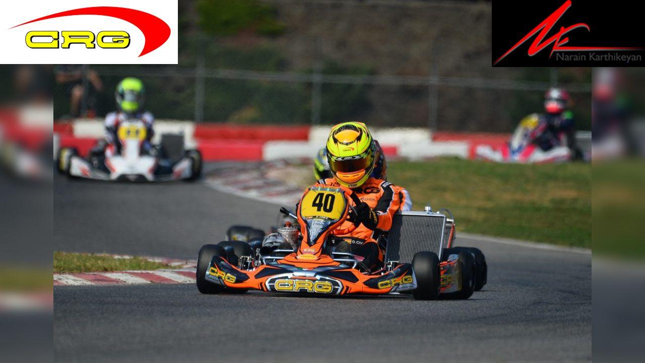 NK Racing Academy And CRG