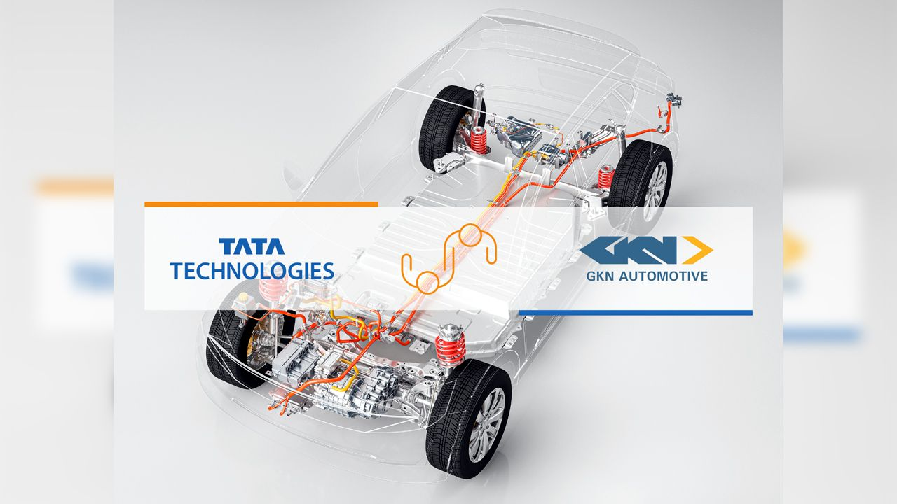Tata Technologies And GKN Automotive Announce E Mobility Software Engineering Centre